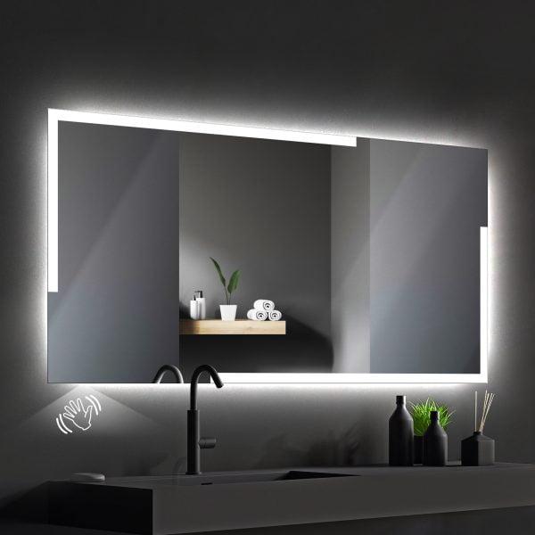 LED OGLEDALO 667576 AURORA