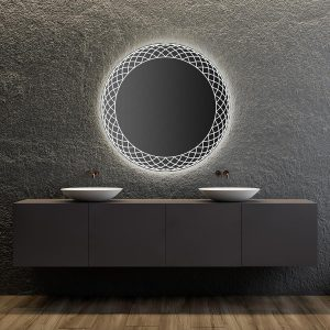 LED OGLEDALO 667598 SOLEA