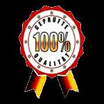 Geprüfte Qualität Logo