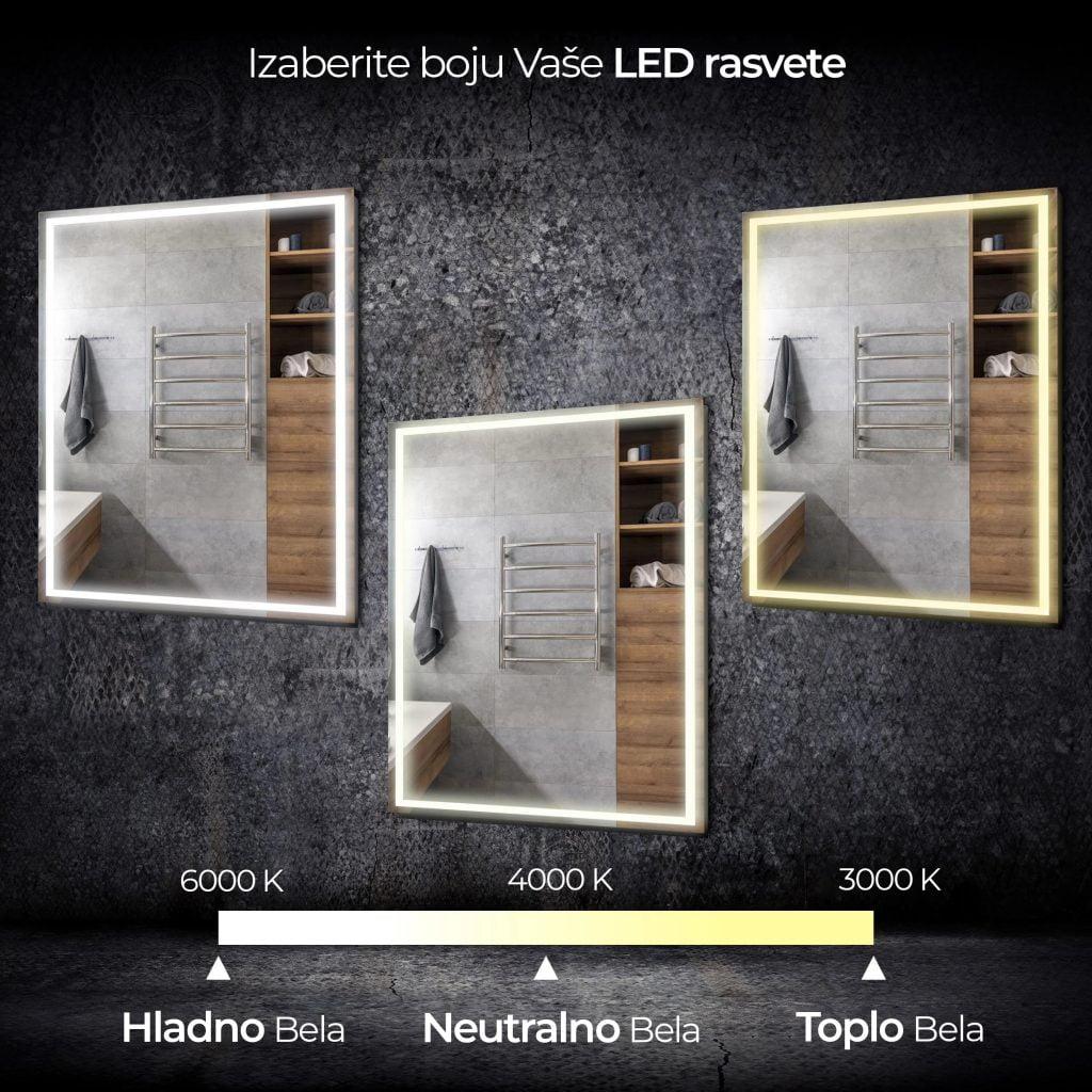 Boje LED rasvete