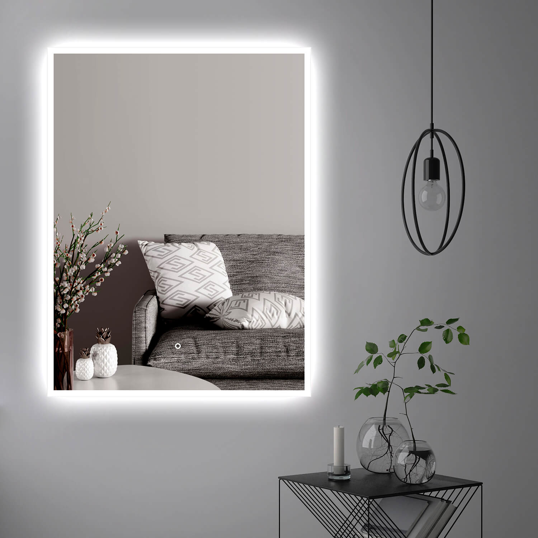 LED OGLEDALO 667988-S VENUS SLIM