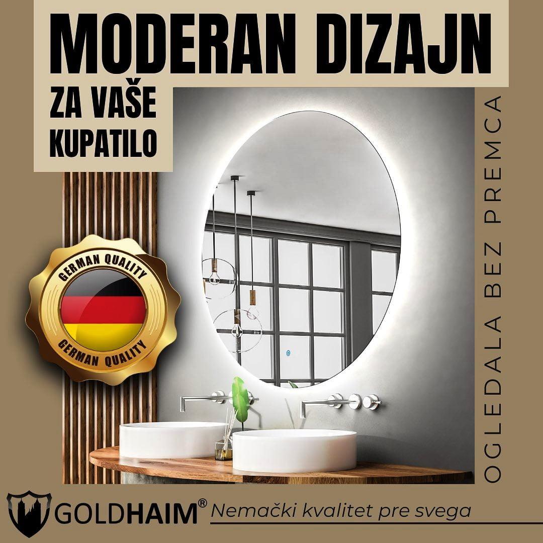 Ogledalo bez premca - nemački kvalitet